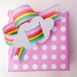 Festa di compleanno color arcobaleno