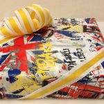 Pacchettino regalo in stile UK