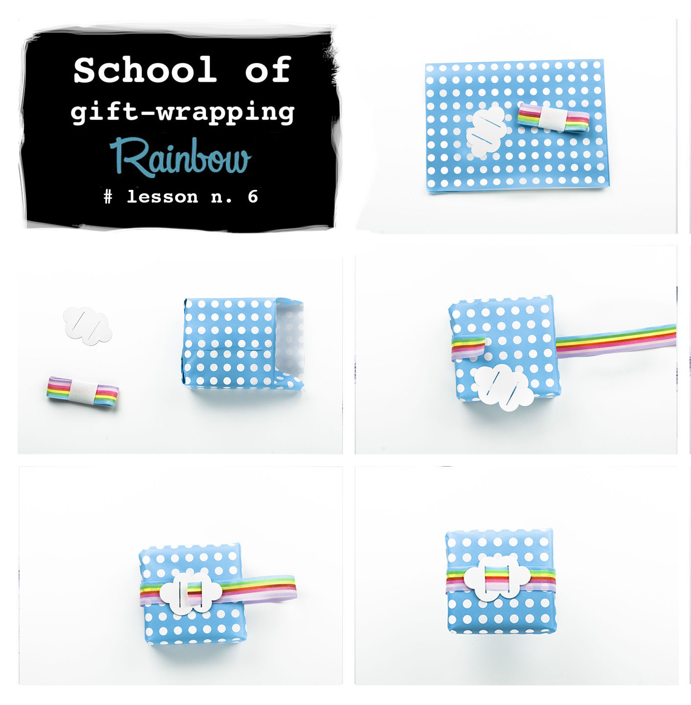 Tutorial Rainbow kit