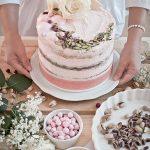 Dress Cake für Hochzeiten, Geburtstage... oder Buffets