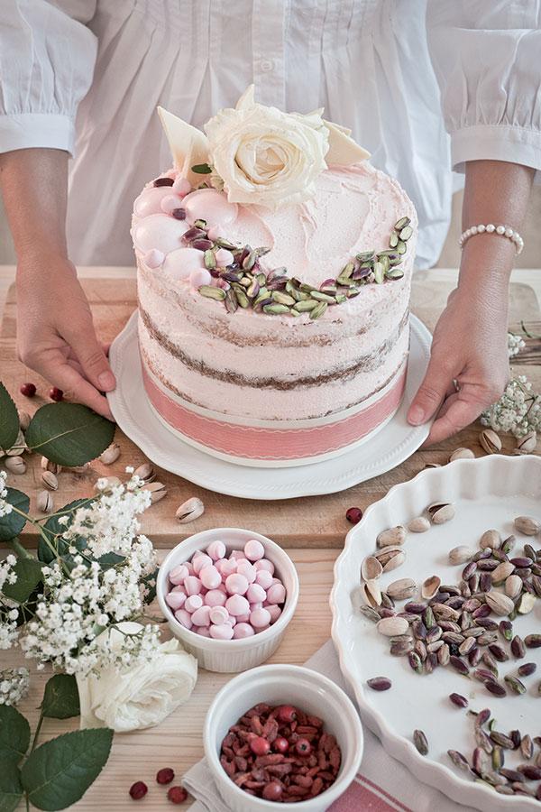 Dress cake per matrimoni compleanni...o buffet