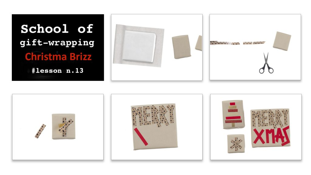 School Of Gift Wrapping 13